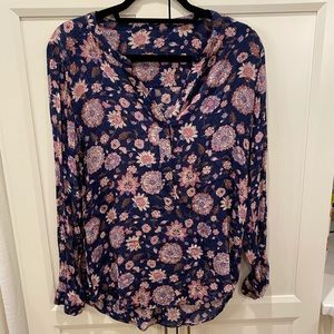 SALE! Lucky Brand Button Up